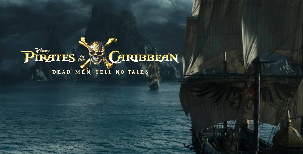 قراصنة الكاريبي في الصين