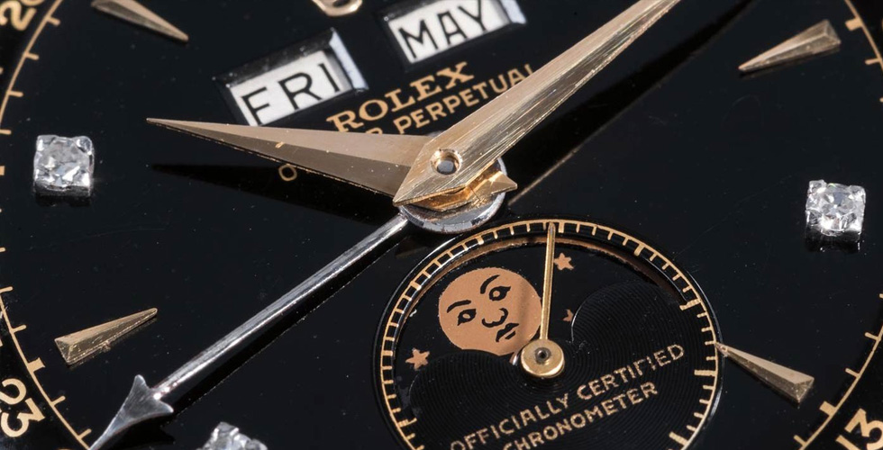 Rolex تحطّم الأرقام كعادتها