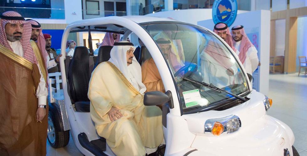 الرياض: أكبر صالة فورد في العالم