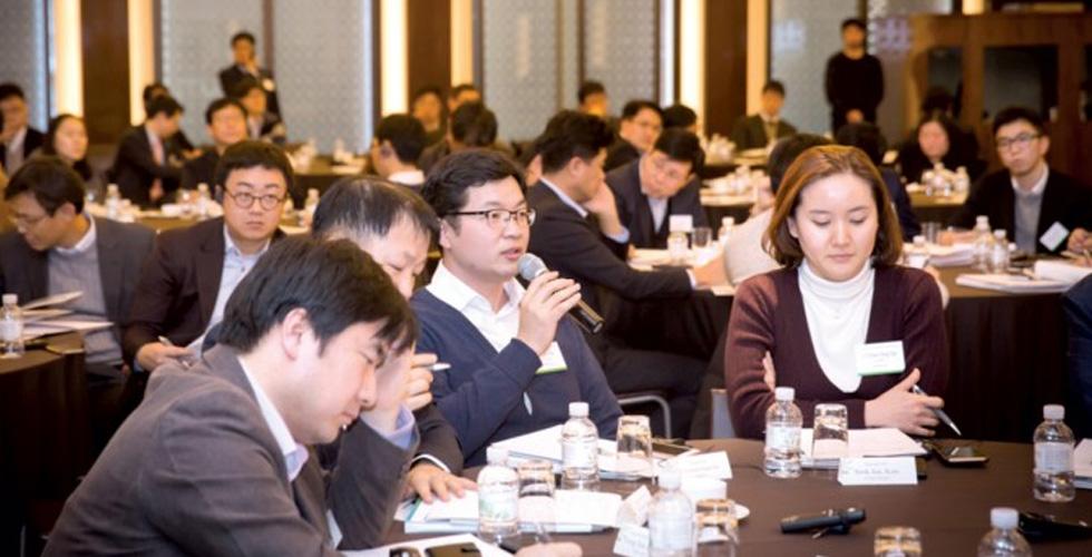 المملكة تستقبل الأعمال الكوريّة