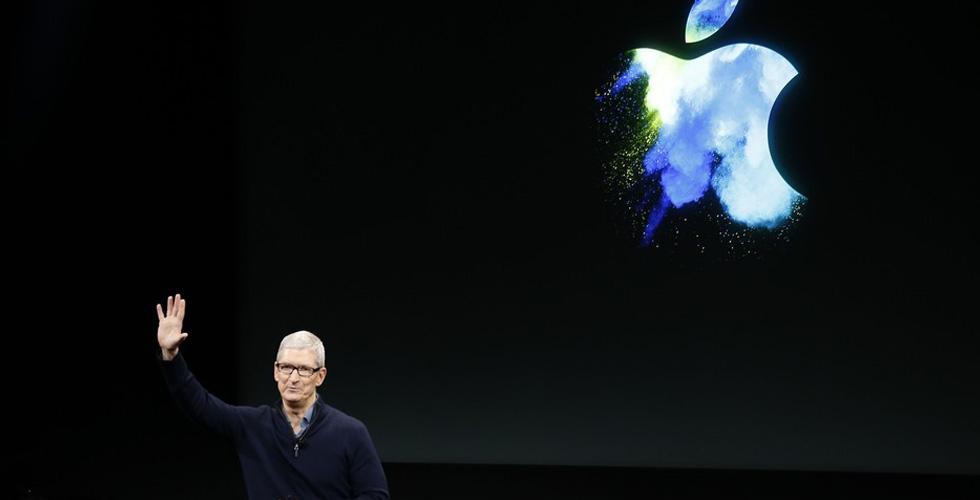 Apple  تخطو نحو 5G
