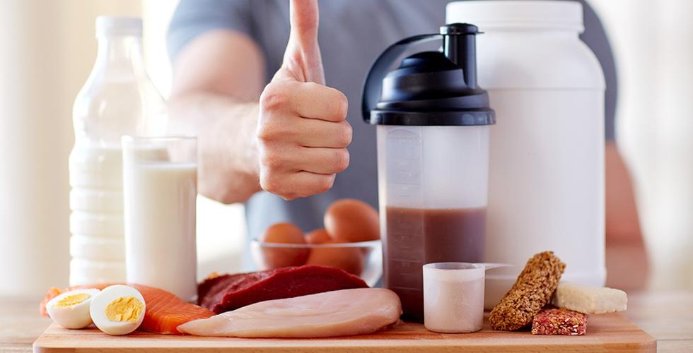 البروتين لخسارة الوزن وتحسين الصحة