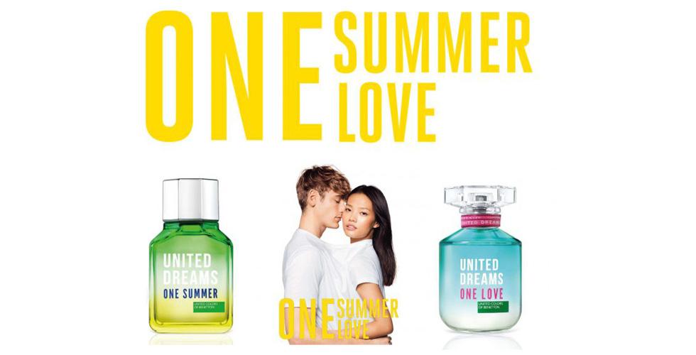 Benetton تقدّم عطرًا صيفيًا