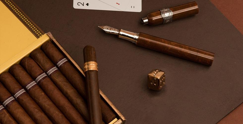 القلم السيجار: قمّة الرفاهية