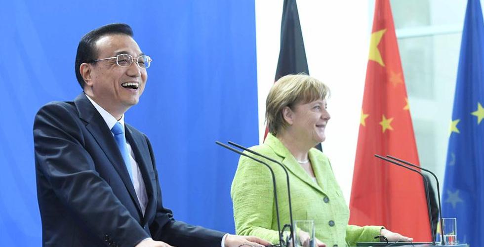 تعاون ألماني صيني في السيارات البيئية