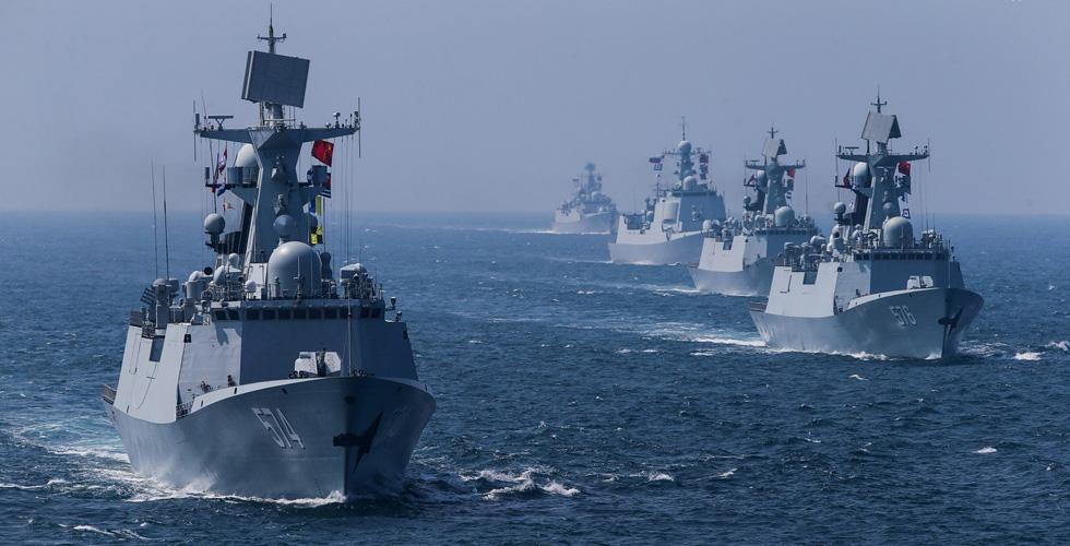 استثمارات صينية في التفوّق العسكري