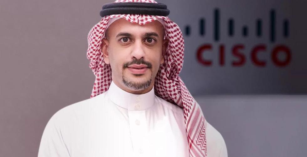 مدير عام جديد لسيسكو السعودية