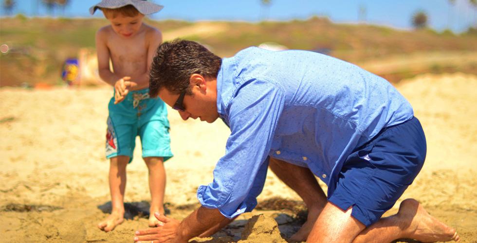 الخالدية بالاس يخصص الآباء العظماء