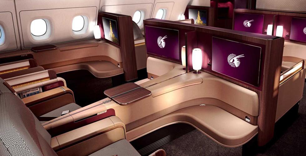 الخطوط الجوية القطرية تحصد جائزةً مرموقةً
