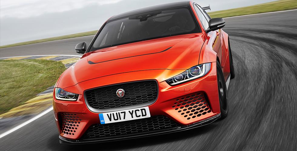 هذه أقوى Jaguar  على الإطلاق!