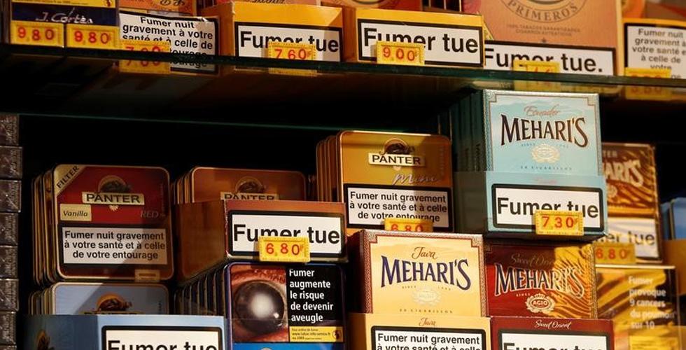 فرنسا أغلى بلد للتدخين