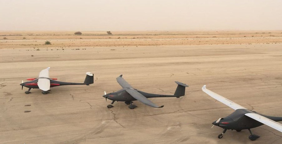 طائرة بدون طيّار إنجازٌ سعوديّ جديدٌ