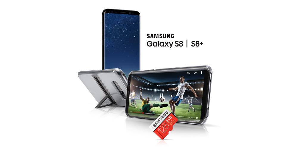 سامسونج تقدم Kick Tok  لGalaxy S8  و S8+