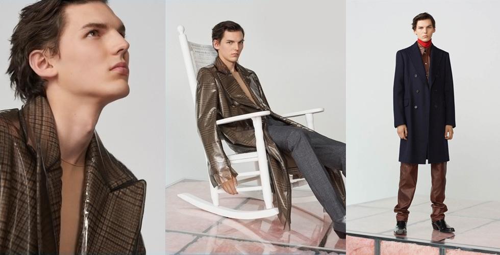قطعٌ جديدةٌ من  Calvin Klein 205W39NYC