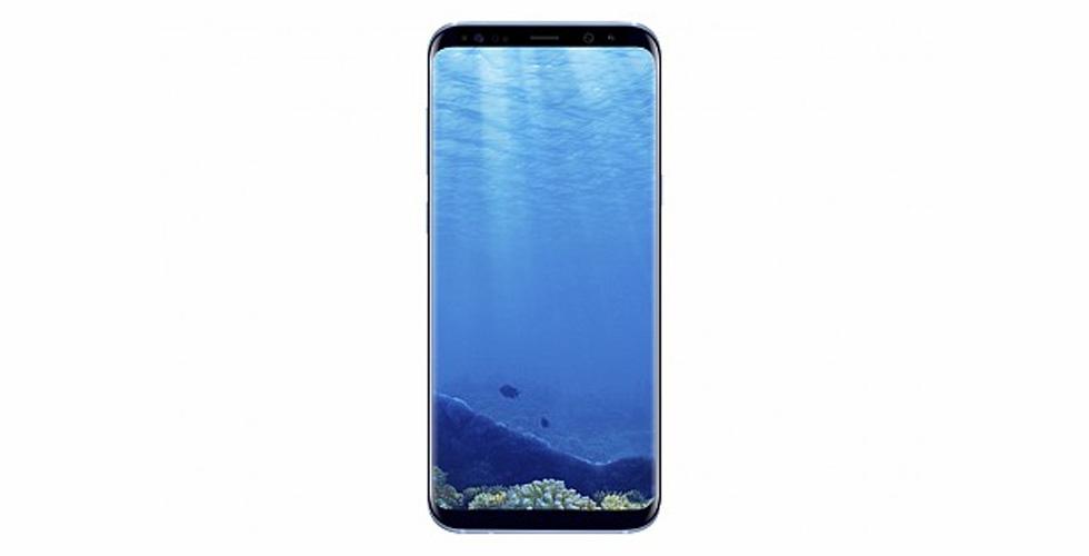 سامسونغ تطلق نسخة بالأزرق المرجانيّ من Galaxy S8 وS8+
