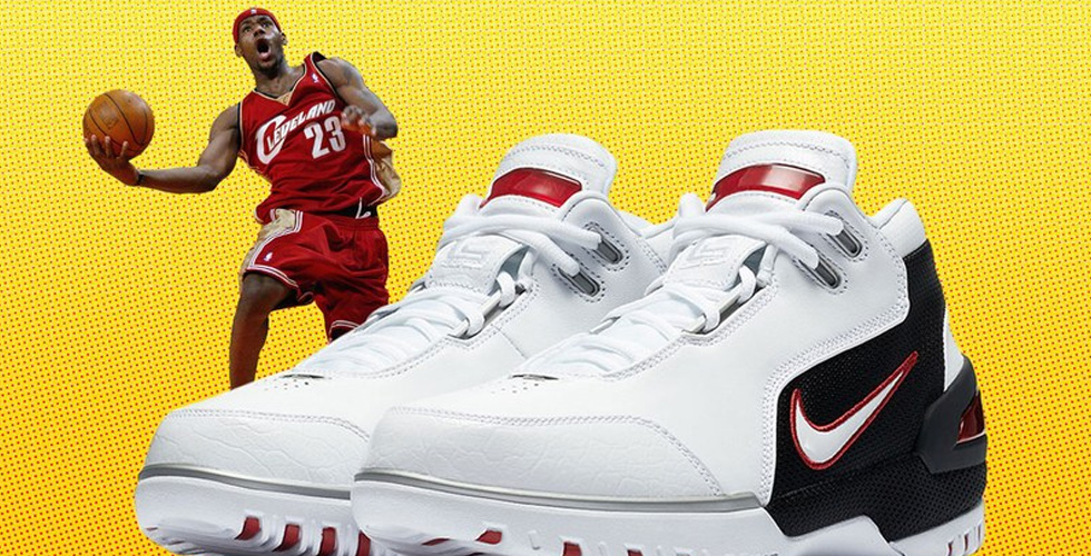 عودة حذاء Air Zoom Generation من نايكي