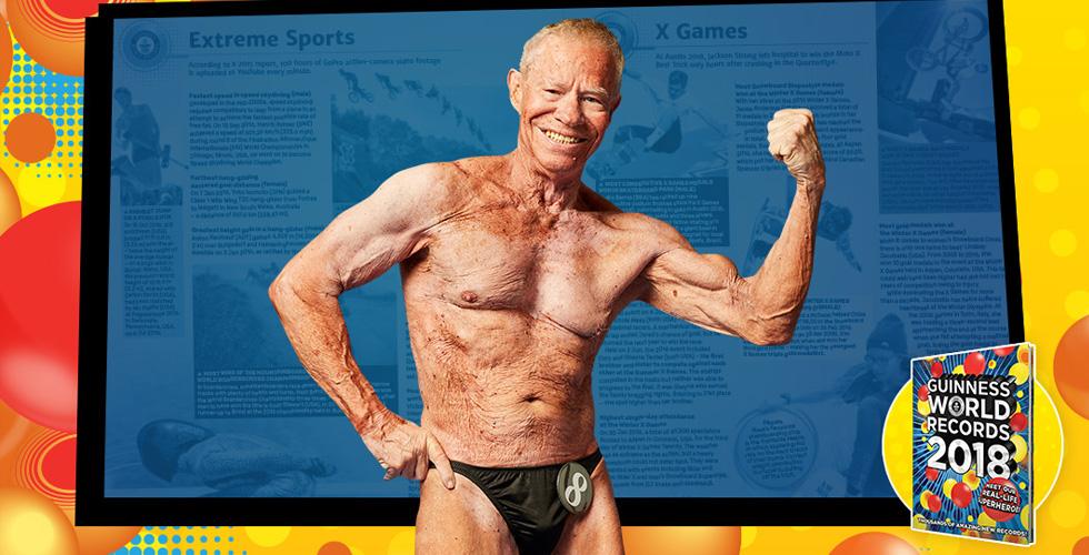 تعرّفوا على أكبر لاعب كمال أجسام في العالم