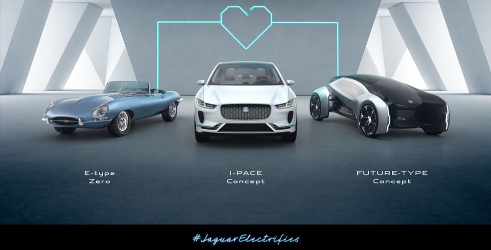 من ال2020، جميع سيّاراتها ستكون كهربائيّة