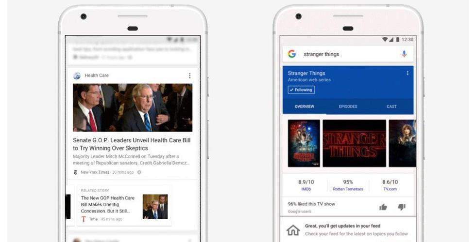 ميزة غوغل فيد تنطلق دوليّاً