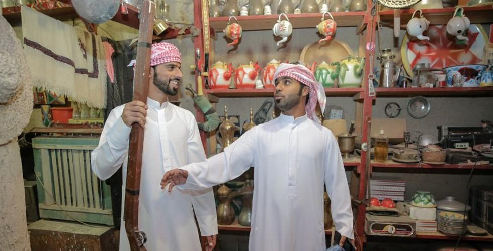 قرية تراثية سعودية تجذب الكاميرات