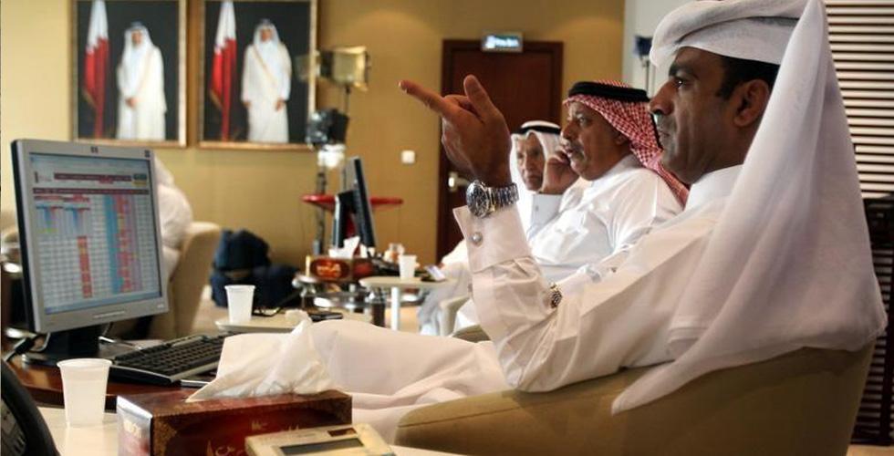 هبوط قوي في البورصة القطرية