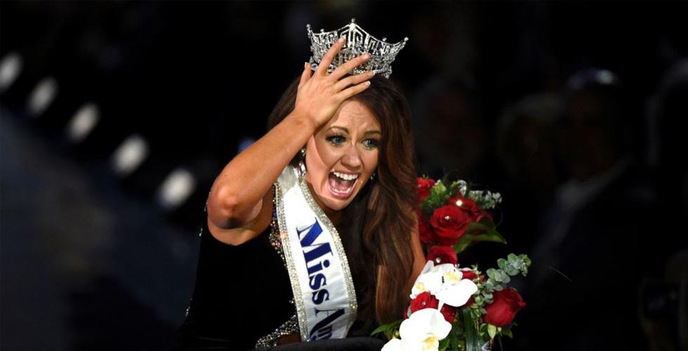 لأول مرة ملكة جمال أميركا من نورث داكوتا