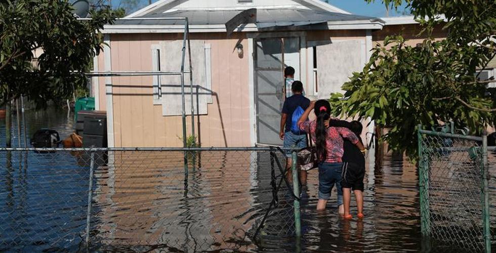 إعصار إرما يتراجع عن فلوريدا