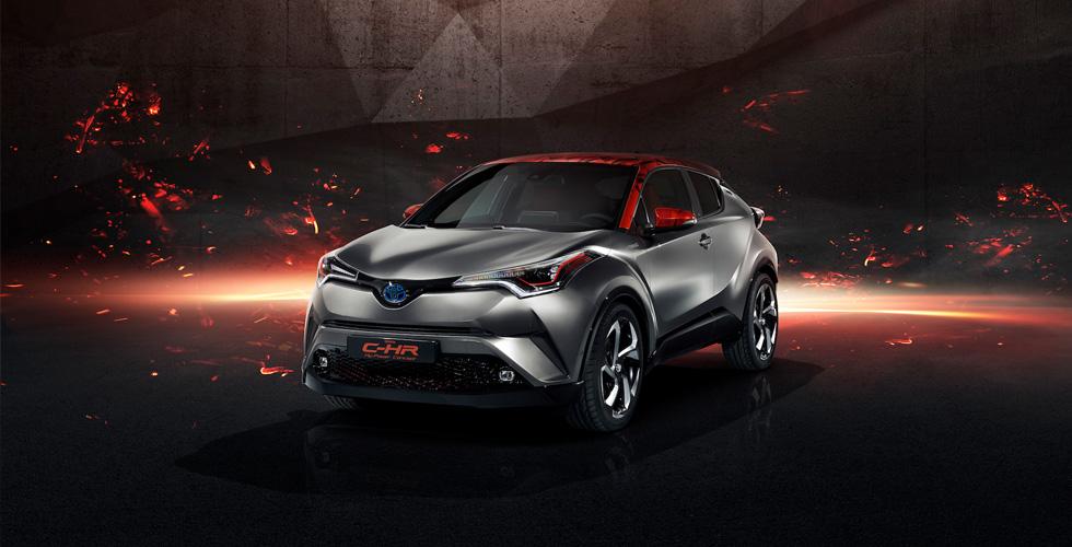 تويوتا تريد أن تبني سيّارة الأداء الهايبرد