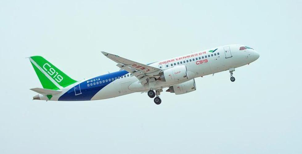 هل تنجح الصين في منافسة طائرات بوينغ وإيرباص؟