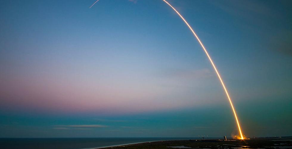 صاروخ SpaceX للسّفر بأقلّ من ساعة!