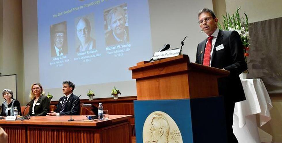 جائزة نوبل للطب لمن اكتشف أكثر الساعة البيولوجية