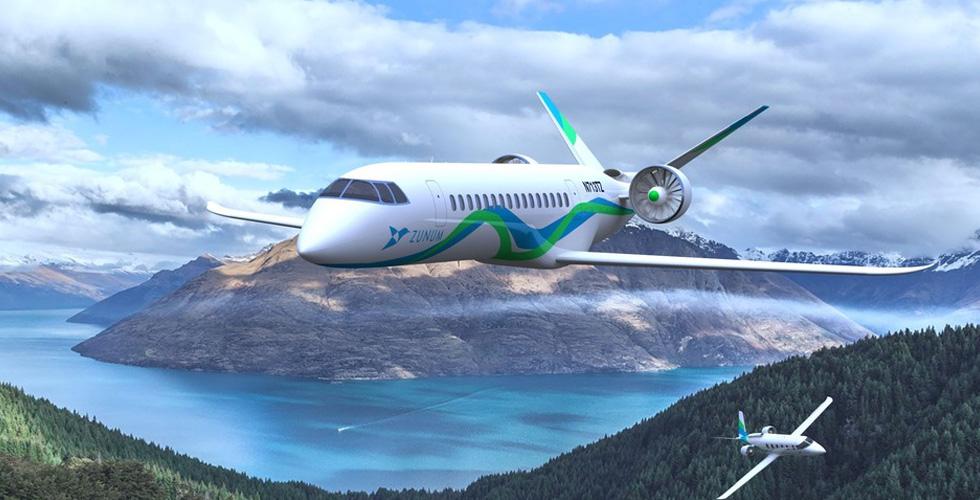 طائرات الهايبرد آتية في 2022