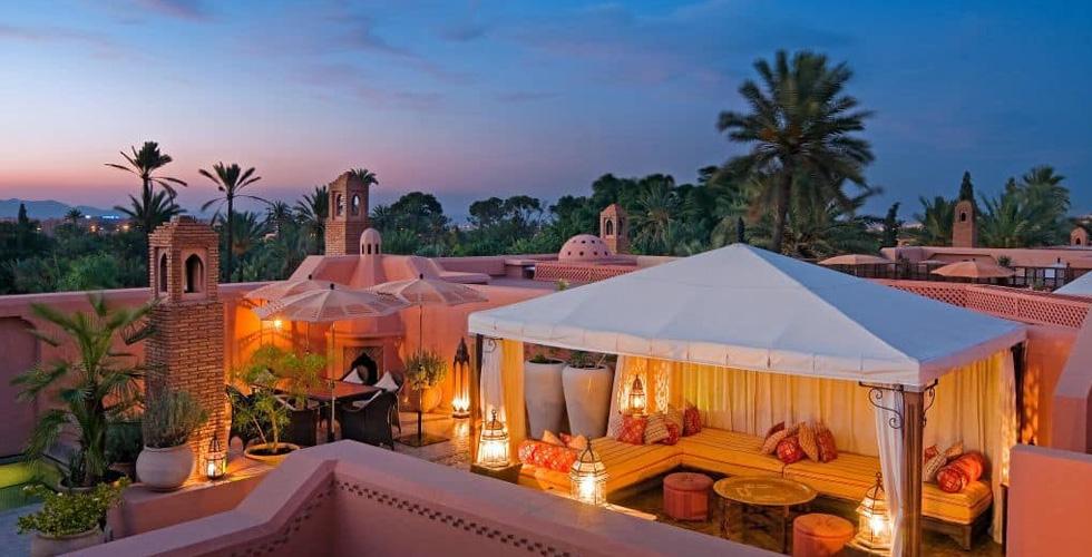 عطلة من العمر في مراكش