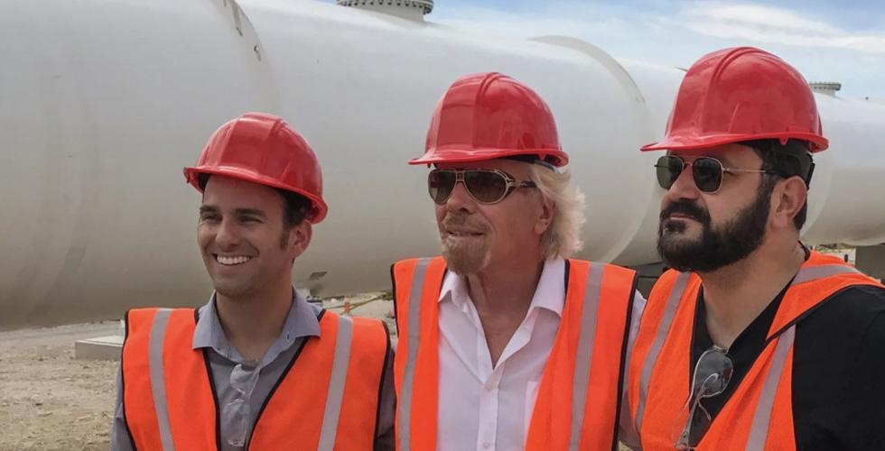 تمويل Hyperloop One  يغيّر اسمها