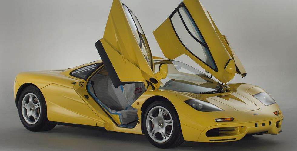 للبيع سيّارة ماكلارين F1 الّتي لم يقدها أحد!