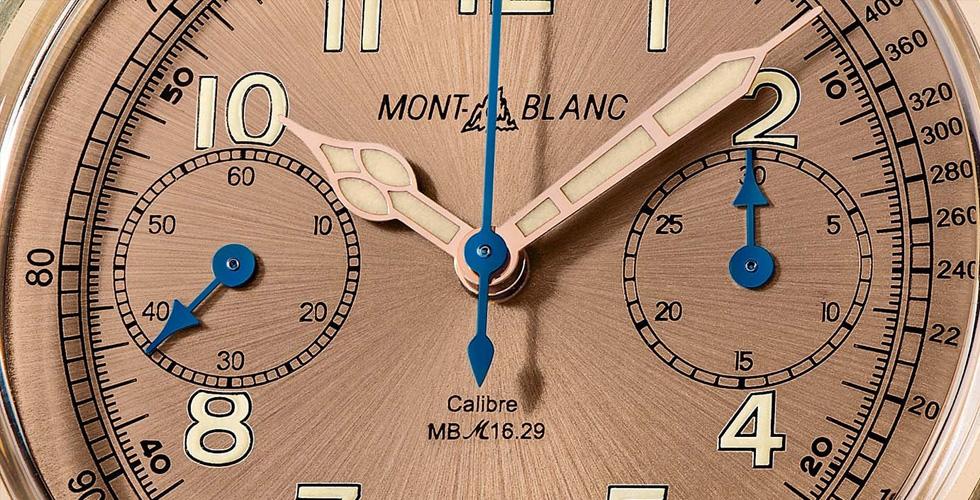 Montblanc يأخذنا إلى قمّة الفخامة
