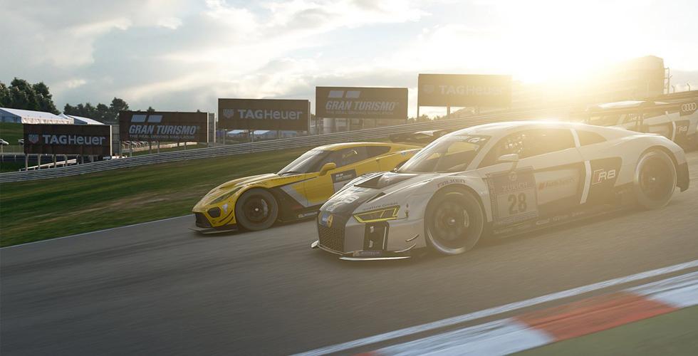 TAG Heuer في شراكة مع Gran Turismo Sport