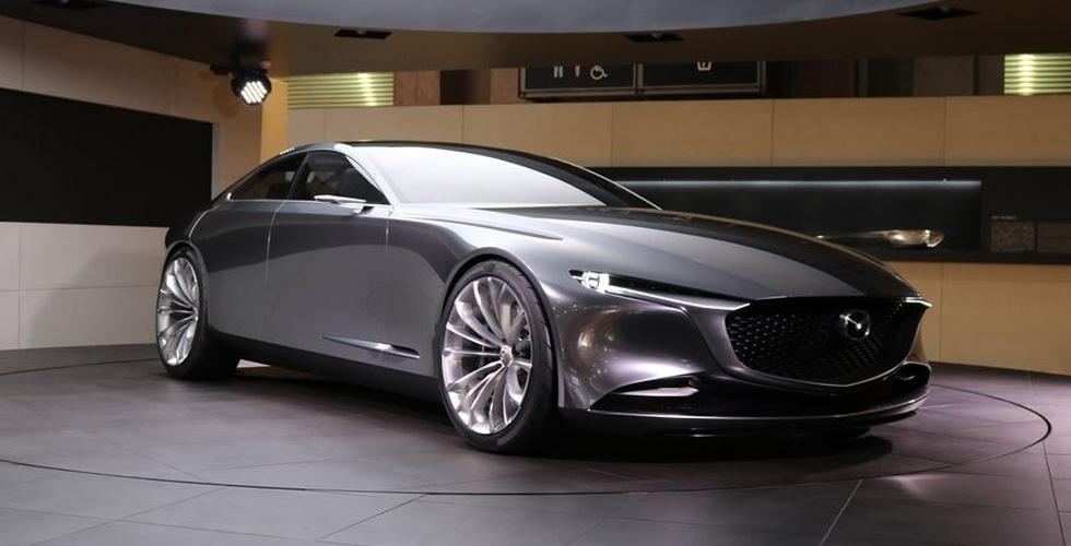 إليكم المازدا Vision Coupe  الأنيقة