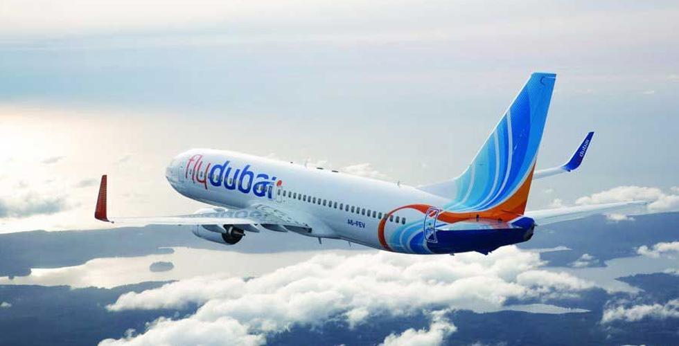 فلاي دبي تكثّف رحلاتها إلى موسكو