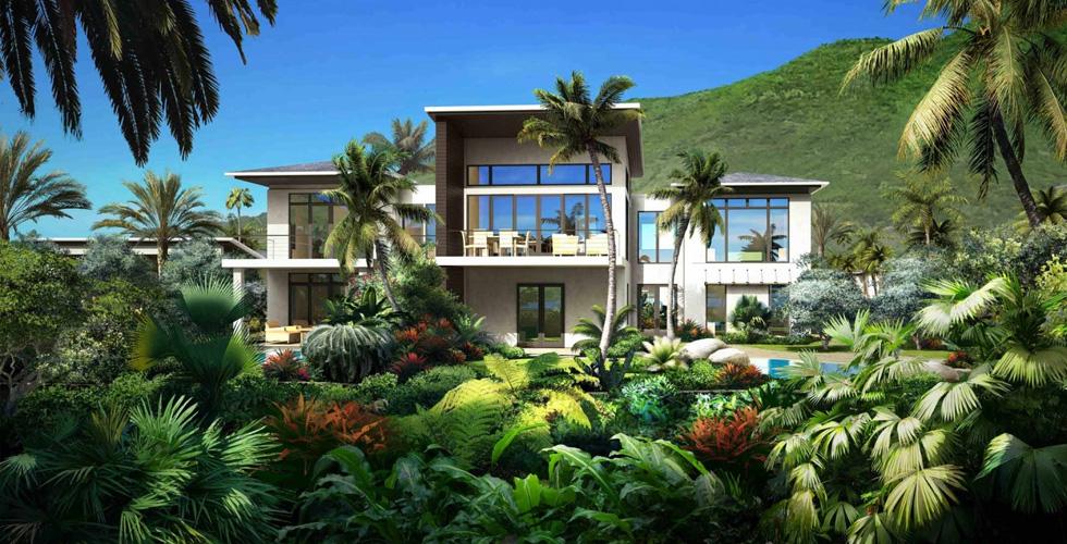 بارك حياة في منطقة البحر الكاريبي