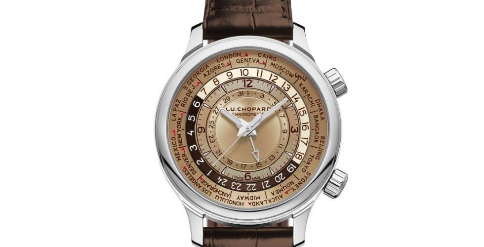 ساعة للمسافر الإماراتي من Chopard