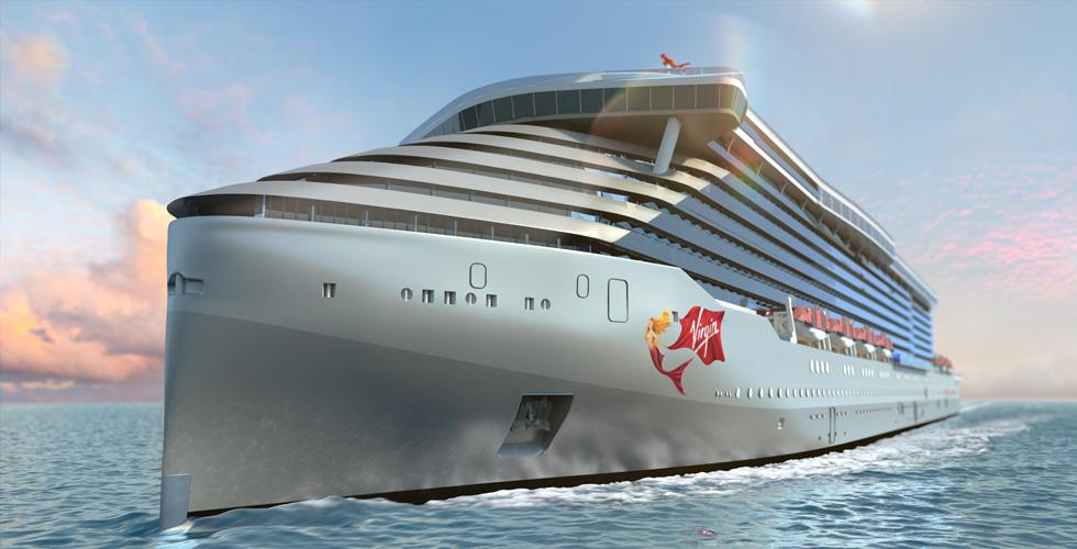 أسطولٌ فاخرٌ جديدٌ من Virgin Voyages