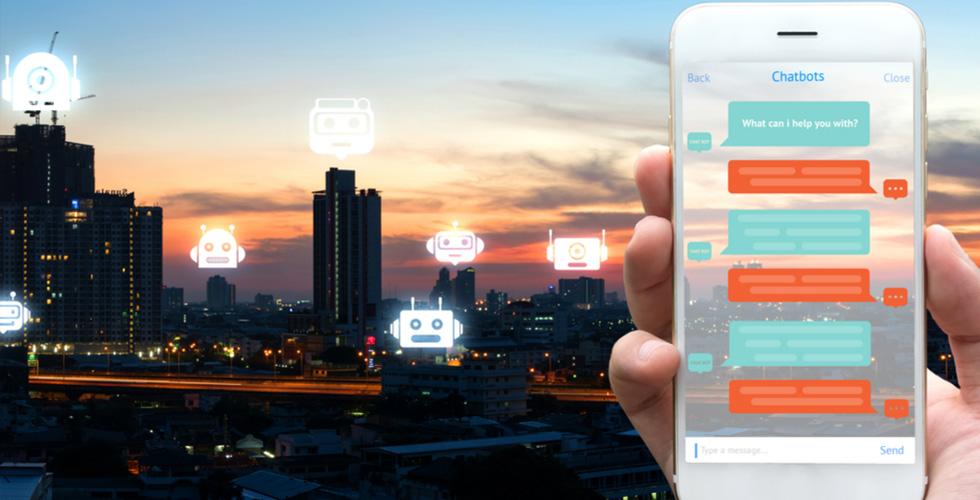 روبوتات الدّردشة التّفاعليّة تؤثّرفي التّسويق