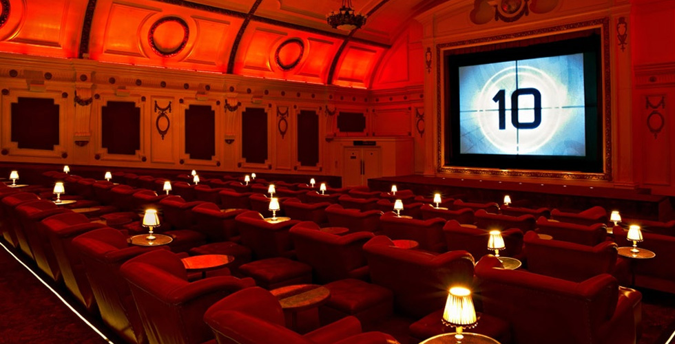 المنافسة للاستثمار في دور السينما في السعودية