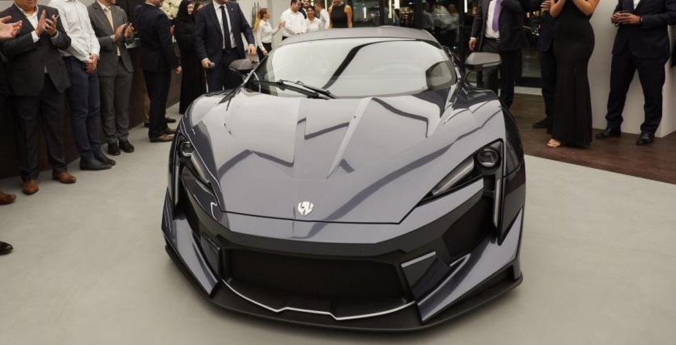 بالفيديو: سيّارة خارقة ب1.9 مليون دولار