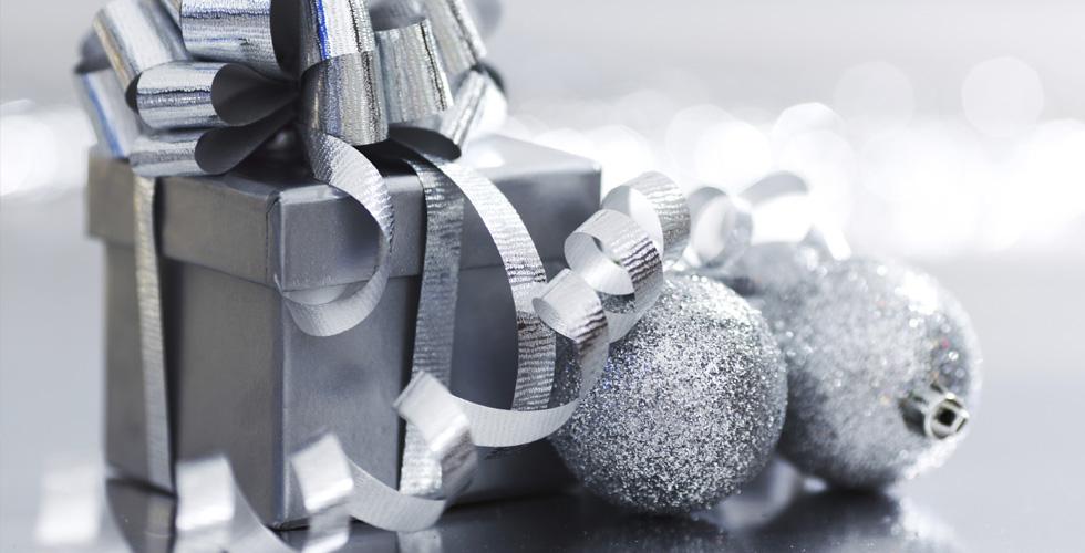 الفضة أفضل من الذهب لهدايا رأس السنة