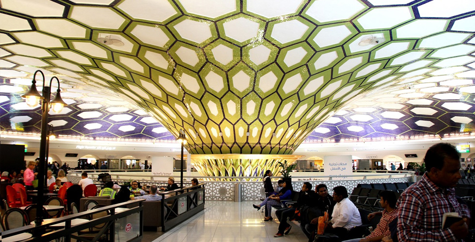 لقبٌ جديدٌ في رصيد مطار أبوظبي الدولي