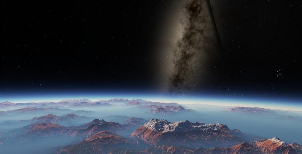 الرفاهية تغزو الفضاء الخارجي