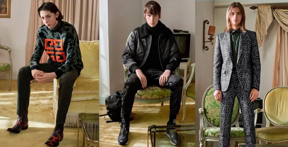 أزياء Givenchy لما قبل خريف ٢٠١٨