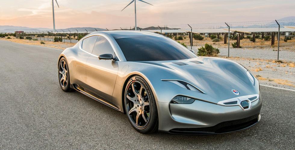 سيّارة فيسكر الكهربائيّة تستمرّ ل644 كلم
